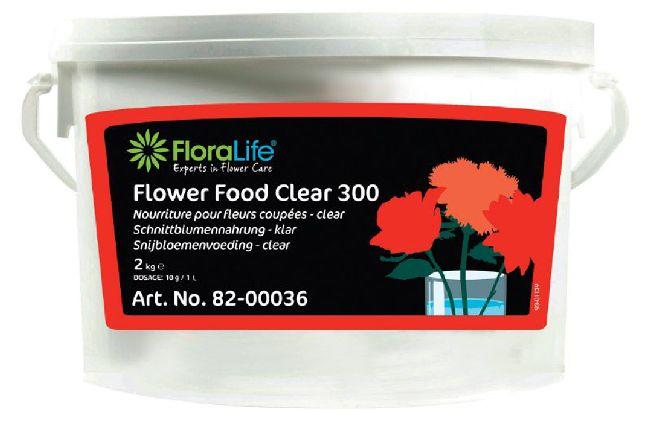 Oasis® Flower Fresh 82-00036  klar 2 kg Blumen Frischhaltemittel
