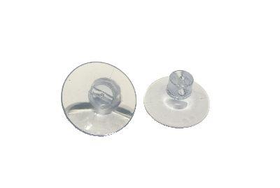 Saugnäpfe transparent Ø 30 mm 13019