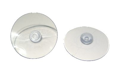 Saugnäpfe transparent Ø 60 mm 16000