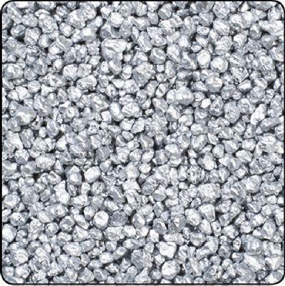 Granulat SILBER 92 5 Ltr. Eimer 2-3mm ca. 8kg