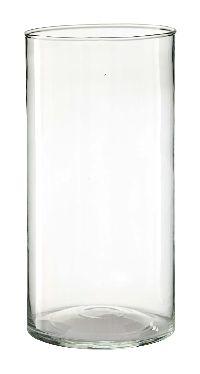 Zylinder Glas KLAR 1851/40 Ø15xh40cm