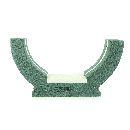 Oasis®  Urne Urnenstellfläche 11-00114 57x12x31 cm Halbring