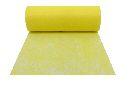 Vlies, Tischband, Dekovlies HELLGELB 245 Breite:23cm Rolle=20m