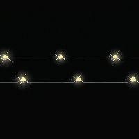 LED Lichterkette 372520  Drahtlichterkette 20 LED 200cm warmweiß