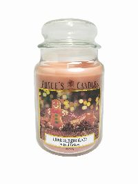 Duftkerze Price´s Candles GINGERBREAD im Glas Brenndauer: 110-150 h