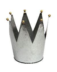 Krone ZINK 38zix01 Ø14cm x 16cm  Zink